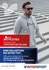 INTERSPORT, EINE KOLLEKTION,DIE GUTES TUT! für Frankfurt (Main)