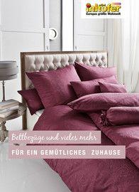 Möbel Inhofer, Bettbezüge und vieles mehr für ein gemütliches Zuhause für Karlsruhe