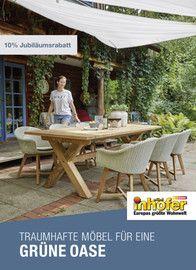 Möbel Inhofer, Traumhafte Möbel für eine grüne Oase für Stuttgart